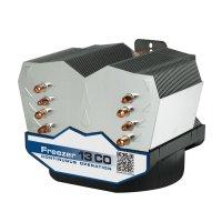 COOLER CPU ARCTIC. 'Freezer 13 CO', universal, soc 1366/115x/775/FMx/AMx/939/754, Al-Cu, 4* heatpipe, dual ball bearing, 200W (UCACO-FZ13100-BL)