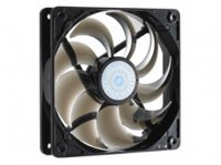 Ventilator carcasa COOLER MASTER SickleFlow 120mm, conector 3-pin, LED albastru (R4-L2R-20AC-GP)