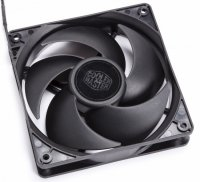 FAN FOR CASE COOLER MASTER Silencio FP120 120x120x25 mm, 11 dBA, LD bearing (R4-SFNL-12FK-R1)