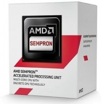 AMD skt  AM1  SEMPRON   2650, 1.45GHz, 1MB cache  (SD2650JAHMBOX)