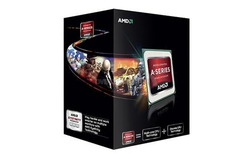 AMD A4-5300K 3.4GHz BOX (AD5300OKHJBOX)