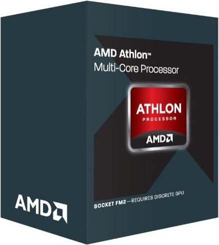 CPU AMD skt FM2+ ATHLON II X4 840 quad core, 3.10GHz, 4MB cache L2, 65W, BOX (AD840XYBJABOX)