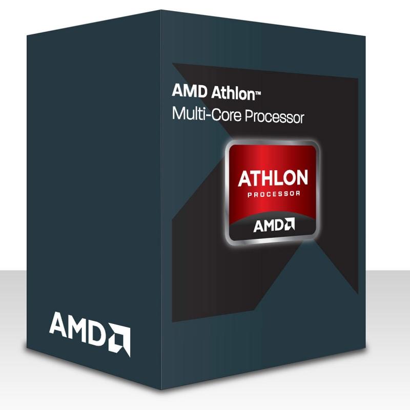 CPU AMD skt FM2+  ATHLON II  X4 860K quad core , 3.70GHz, 4MB cache L2, 95W, BOX (AD860KXBJABOX)