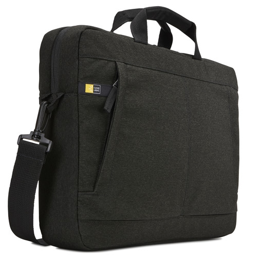 Geanta laptop Case logic Huxton 15.6' Attache, negru (HUXA115K)