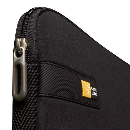 Husa laptop 13.3' / MacBook Case Logic, LAPS-113-BLACK (LAPS113K)