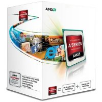 AMD FM2 A4  X2 6300 3.90/3.70GHz, 1MB cache,  65W, BOX (AD6300OKHLBOX)