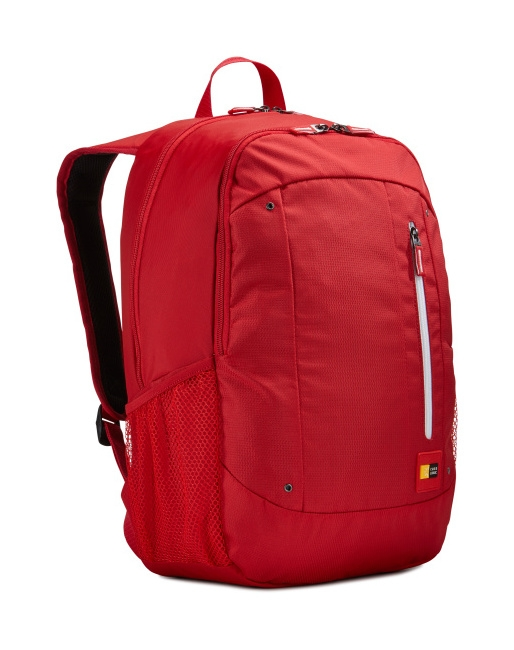 Rucsac laptop Case Logic Jaunt 15.6'', buzunar intern tableta, rosu (WMBP115RCR)