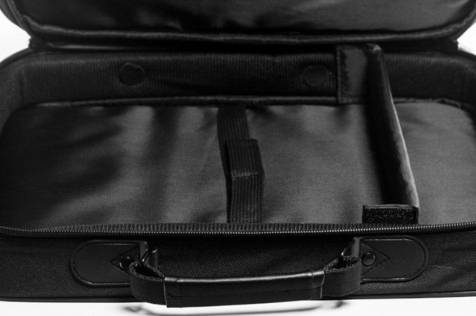 Geanta Notebook 16' Spacer Fritz, Black (SPM7939)