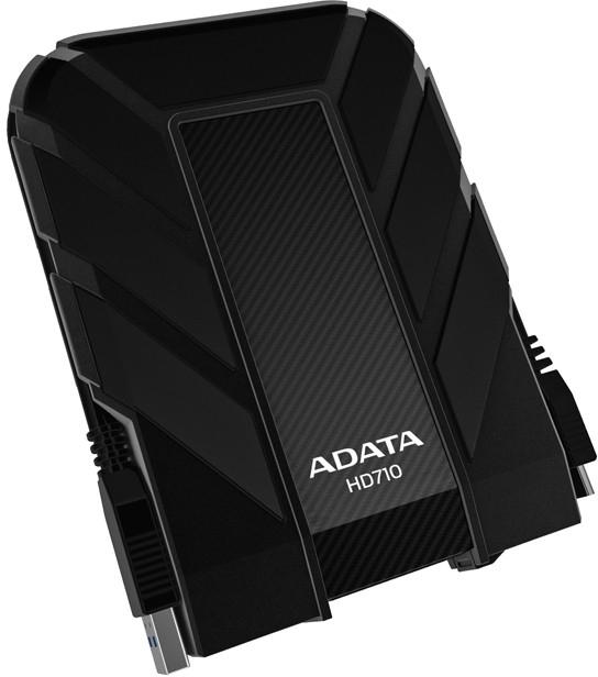 HDD Extern ADATA HD710 1TB, 2.5', USB 3.0, rezistent la apa si socuri, Black (AHD710-1TU3-CBK)