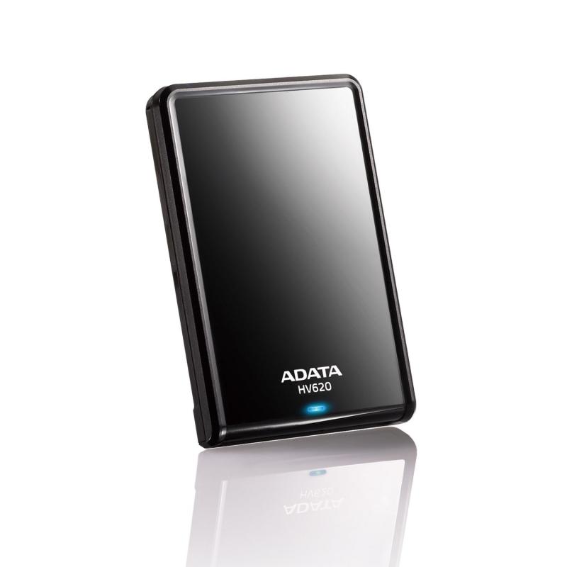 HDD ADATA EXTERN 2.5' USB 3.0 2TB  HV620 Black (AHV620-2TU3-CBK)