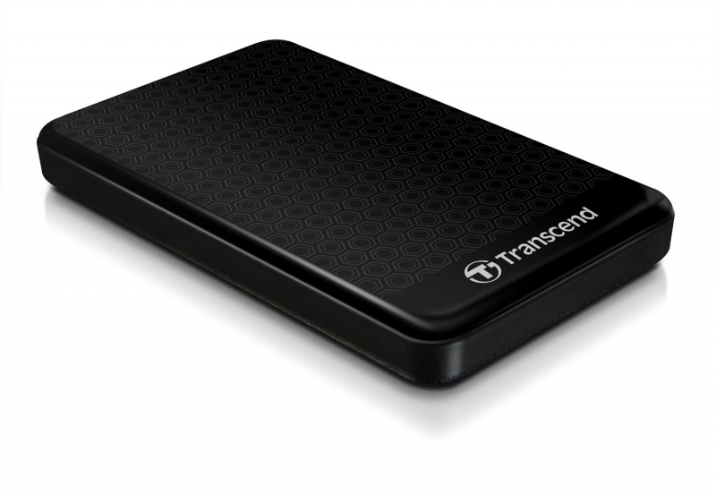 HDD TRANSCEND EXTERN 2.5' USB 3.0 1TB  StoreJet2.5' A3K Black (TS1TSJ25A3K)