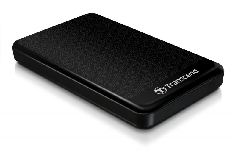 HDD TRANSCEND EXTERN 2.5' USB 3.0 1TB  StoreJet2.5' D3 Black (TS1TSJ25D3)