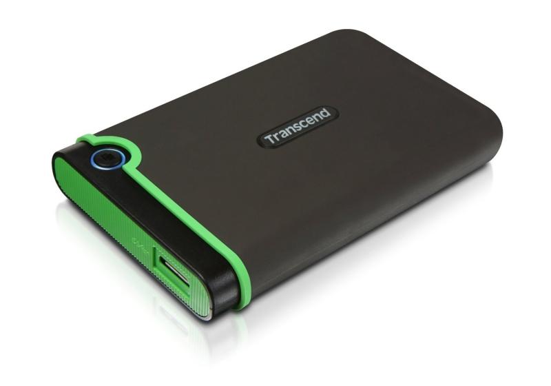 HDD TRANSCEND EXTERN 2.5' USB 3.0 1TB  StoreJet2.5' M3 Black (TS1TSJ25M3)