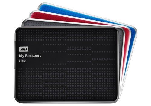 HDD Extern Western Digital My Passport Ultra 500GB, 2.5', USB 3.0 (WDBPGC5000ABK)