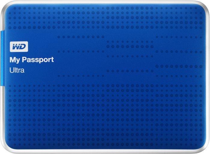 HDD Extern Western Digital My Passport Ultra 1TB, 2.5' USB 3.0 (WDBZFP0010BBL)