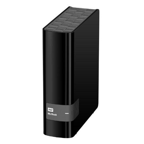 HDD Extern Western Digital My Book 2TB, 3.5' USB 3.0, USB 2.0, Black (WDBFJK0020HBK)