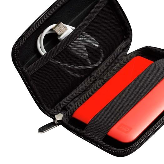 Husa HDD portabil Case Logic, QHDC-101-BLACK (QHDC101K)