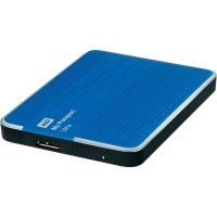 HDD Extern Western Digital My Passport Ultra 500GB, 2.5', USB 3.0, Blue (WDBPGC5000ABL)