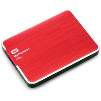 HDD Extern Western Digital My Passport Ultra 1TB, 2.5', USB 3.0 (WDBZFP0010BRD)