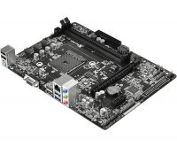 Placa de baza ASRock AM1B-M, socket AM1, mATX