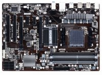 Placa de baza Gigabyte 970A-DS3P, socket AM3+, 2-Way AMD Crossfire, ATX