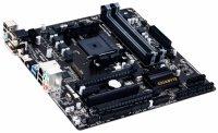Placa de baza Gigabyte F2A78M-D3H, socket FM2+, suporta AMD Dual Graphics,  mATX