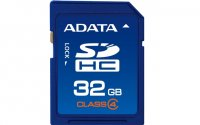 Secure Digital Card SDHC 32GB class4 ADATA (ASDH32GCL4-R)