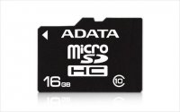 Secure Digital Card micro SDHC 16GB class10 ADATA (AUSDH16GUICL10-R)