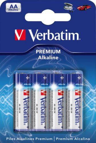 Baterii Verbatim AA alkaline