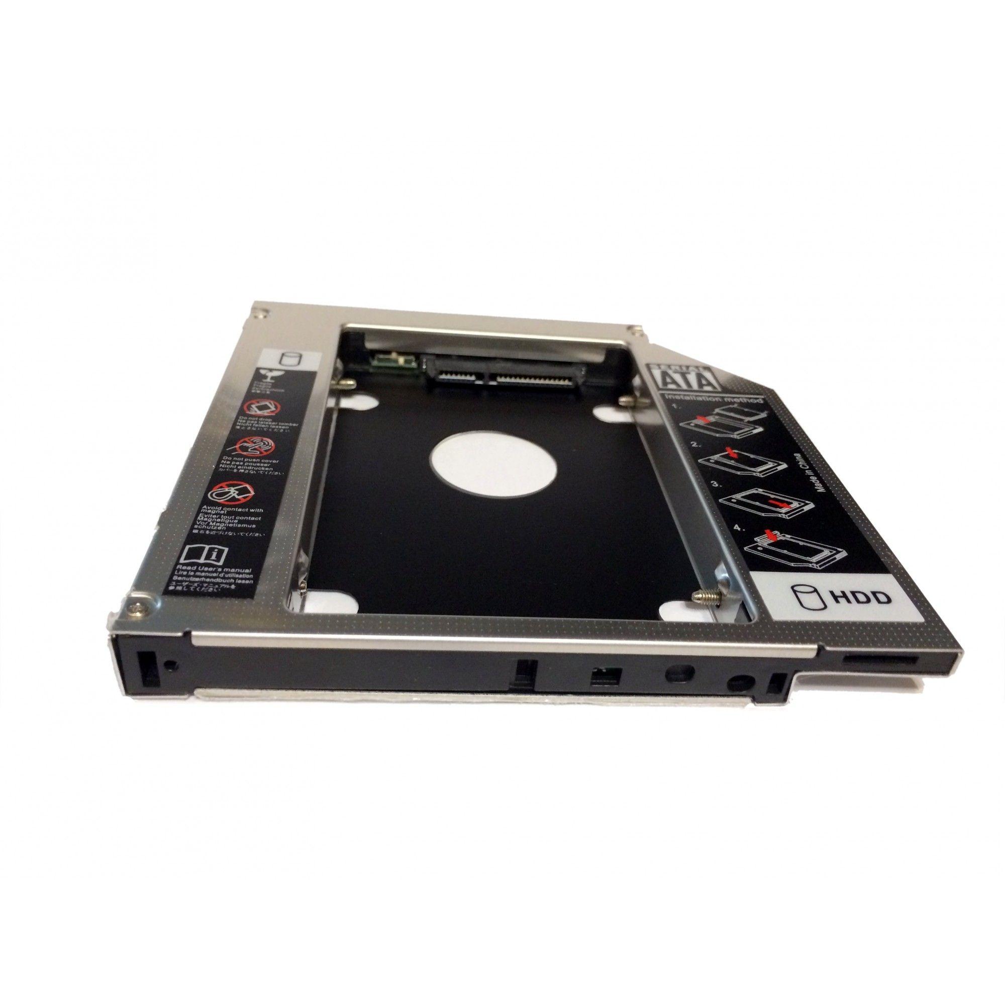 Adaptor intern laptop HDD 3 SSD Caddy SATA