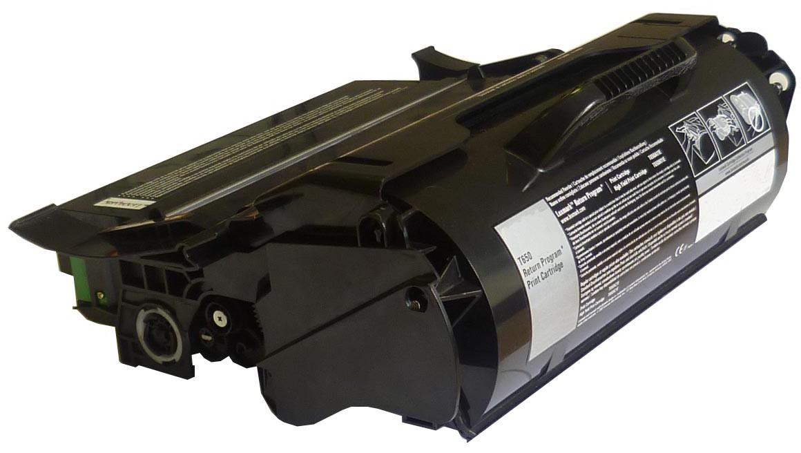 Toner compatibil Lexmark T650 T652