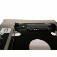 Adaptor intern laptop HDD  SSD Caddy SATA 2