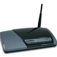 Router + model Wireless 802.11 b/g ADSL2/2+ modem