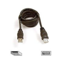 Cablu prelungitor USB 2.0 AM-AT, 3m