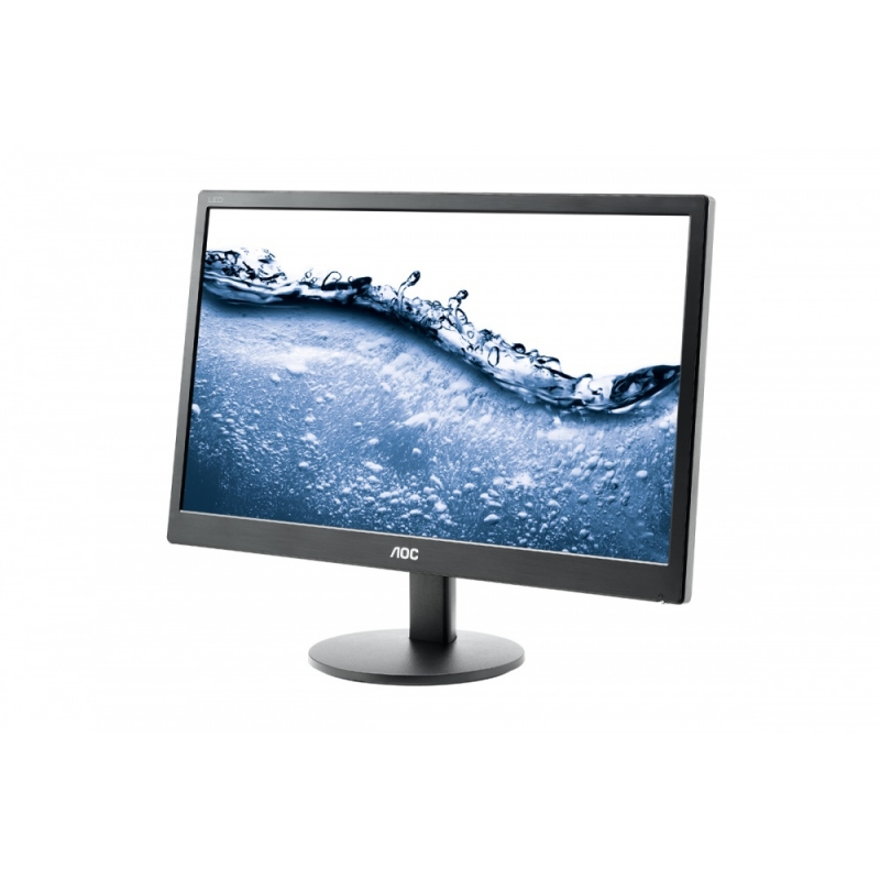 Monitor   AOC 19.5' LED Rez. 1600x900, 5ms, 200cd/mp (E2070SWN)