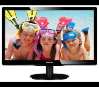 MONITOR PHILIPS 21.5' LED, 1920x1080, 5ms, 250cd/mp, vga+dvi-d (226V4LAB/00)