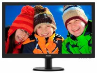 MONITOR PHILIPS 27' LED, 1920X1080, 1ms, 300cd/mp, vga+hdmi, (273V5LHSB/00)