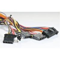 Sursa de alimentare SPIRE OEM (SP-ATX-420W-E-V1), putere 420W, ventilator de 80mm, conectori: 1x S-ATA, 2x MOLEX 4-pin, 1x FDD, 1x 20-pin, 1x CPU 4-pin, rail 12V