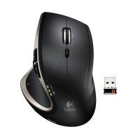 MOUSE Logitech Perfomance Mouse MX, Cordless, black (910-001120)