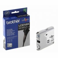 Cartus cerneala Original Brother Black LC970BK compatibil MFC235C/260C DCP135C/150C, 500 pag. (LC970BK)