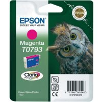 Cartus cerneala  Original Epson Photo Magenta C13T07934010 compatibil  Stylus Photo 1400 (C13T07934010)