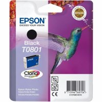 Cartus cerneala  Original Epson Photo Black C13T08014011 compatibil  Stylus Photo R265/360,RX562 (C13T08014011)