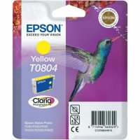 Cartus cerneala  Original Epson Photo Yellow C13T08044011 compatibil  Stylus Photo R265/360,RX563 (C13T08044011)