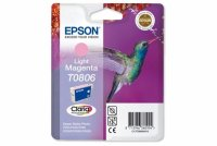 Cartus cerneala  Original Epson Photo Magenta C13T08064011 compatibil  Stylus Photo R265/360,RX564 (C13T08064011)