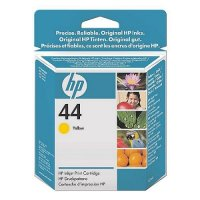 Cartus cerneala Original HP Yellow 44, compatibil DJ 350/45x/48x/750, 42ml (51644YE)