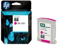 Cartus cerneala Original HP Magenta 88 w.Vivera ink, compatibil OfficeJet K5300/5400/550/L7xxx/Pro K5300/5400/550, 10ml (C9387AE)
