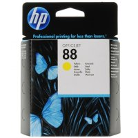 Cartus cerneala Original HP Yellow 88 w.Vivera ink, compatibil OfficeJet K5300/5400/550/L7xxx/Pro K5300/5400/550, 10ml (C9388AE)