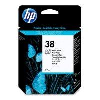 Cartus cerneala Original HP Black Photo 38 w.Vivera ink, compatibil PhotoSmart B9180/Pro B8850/9180, 27ml (C9413A)