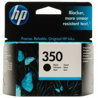 Cartus cerneala Original HP Black 350 w.Vivera ink, compatibil DJ D4260/4360/J5730/5780/6410/PS C4205/4272/4280/4480/5280, 4.5ml (CB335EE)