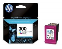 Cartus cerneala Original HP Tri-color 300 w.Vivera ink, compatibil DJ D2530/2560/2660/5560/F2420/2480/4280/PS C4680/4780, 165pag (CC643EE)